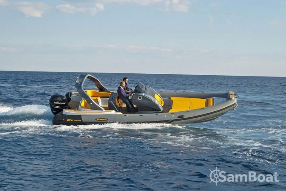 Alquiler de Italboats STINGHER 30 GT en Hyères