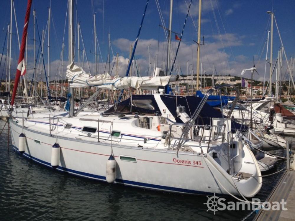 Alquiler de yate Bandol - Bénéteau Oceanis 343 Clipper en SamBoat
