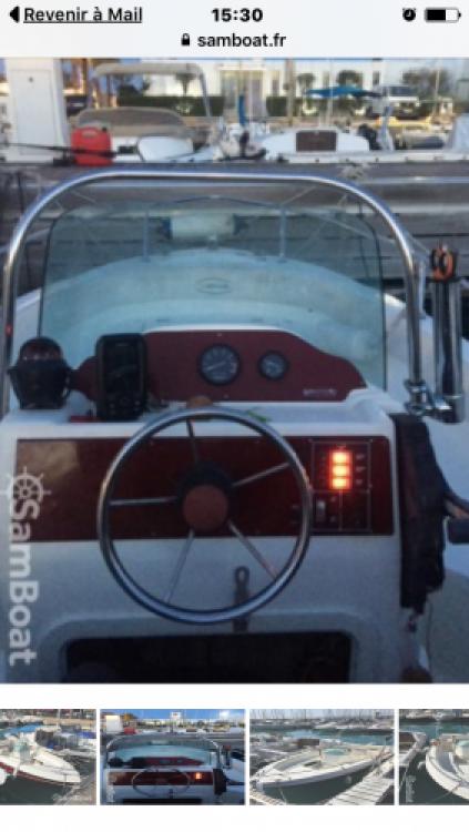 Alquiler de barcos Saint-Laurent-du-Var barato de Fisherman 16