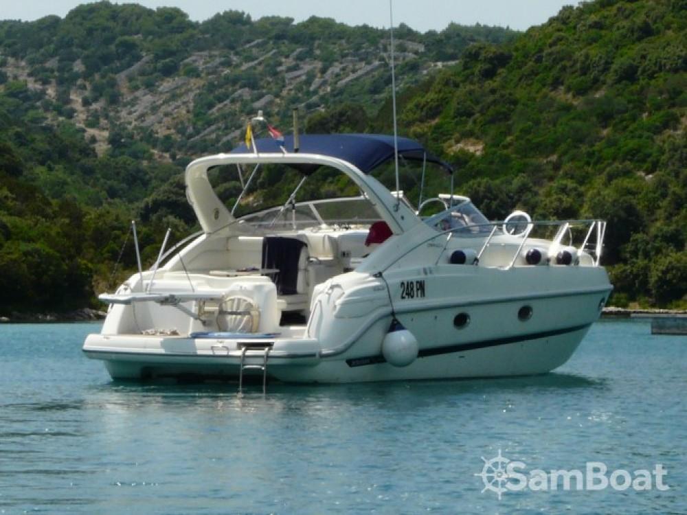 Alquiler de barcos Cranchi Zaffiro 34 enBeaulieu-sur-Mer en Samboat