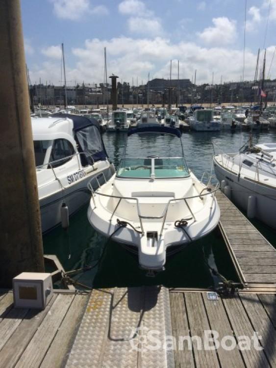 Alquiler de barcos White Shark White Shark 236 enSaint-Malo en Samboat