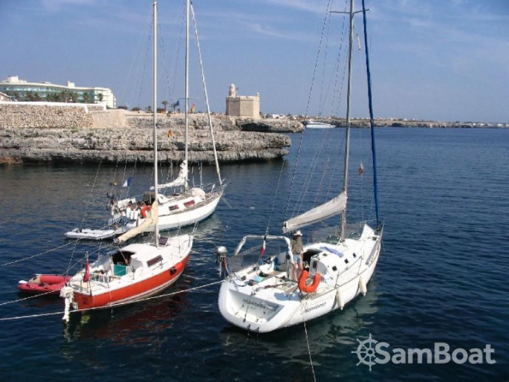 Alquiler de yate Argelès-sur-Mer - Bénéteau First 31.7 en SamBoat