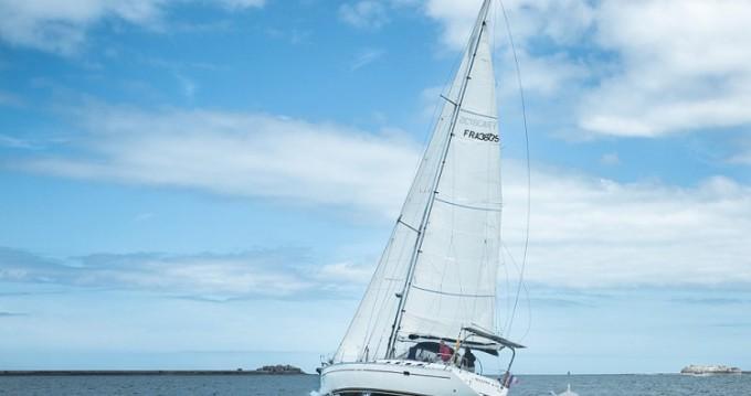 Alquiler de barcos Dufour Dufour 50 Classic enCherbourg-Octeville en Samboat