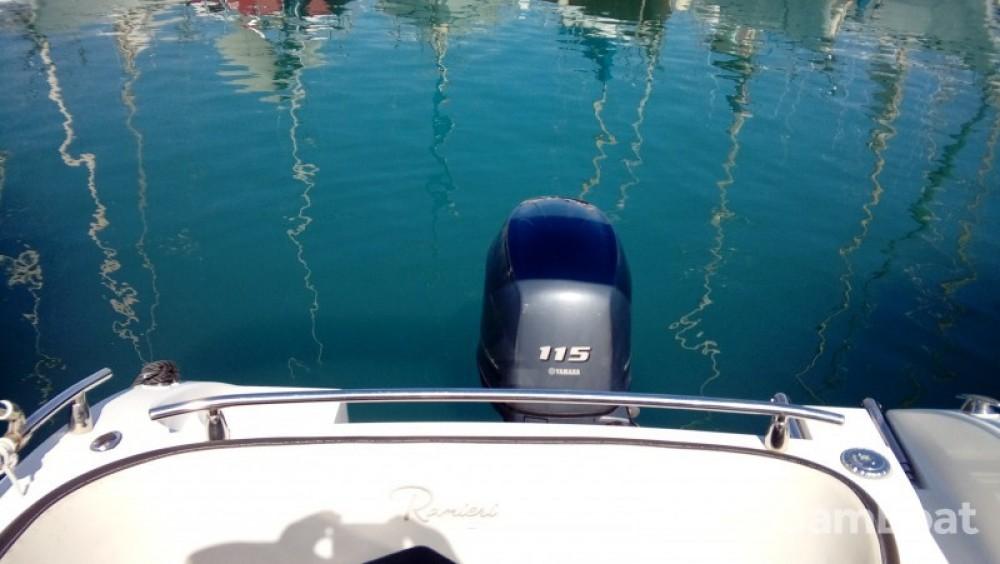 Alquiler de barcos Ranieri Shadow 20 enNiza en Samboat