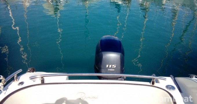 Alquiler de yate Nice - Ranieri Shadow 20 en SamBoat