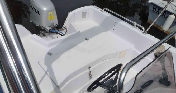 Alquiler de barcos Biscarrosse barato de 510 Confort