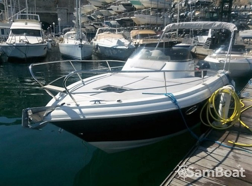 Alquiler Lancha en Marsella - Eolo 750 day