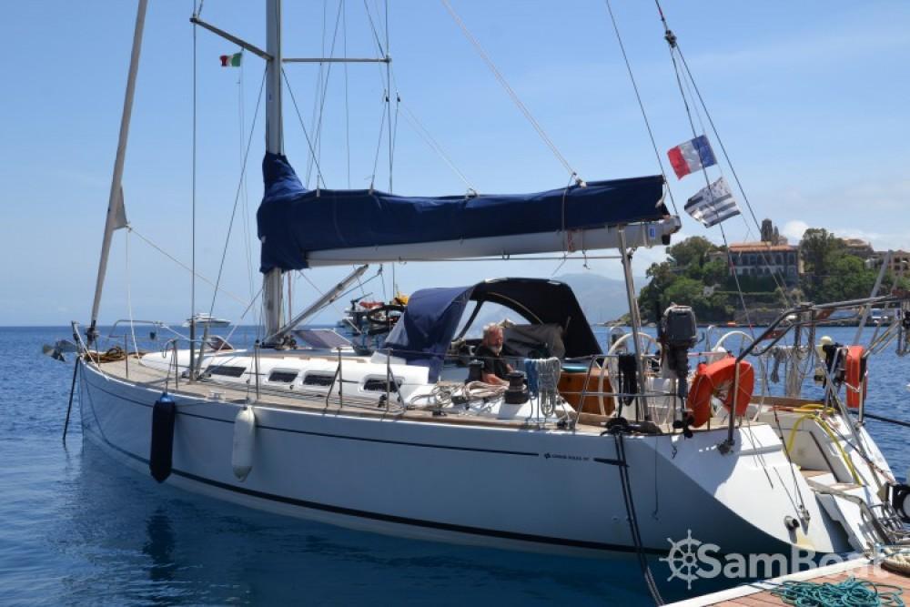 Alquiler de yate Corfú - Cantiere Del Pardo Grand Soleil 50 en SamBoat