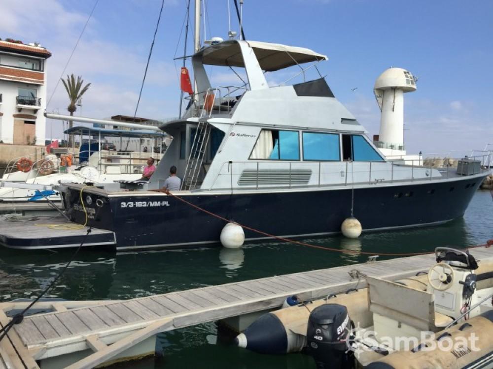 Alquiler de Yates, con o sin patrón Yacht-Cs Agadir