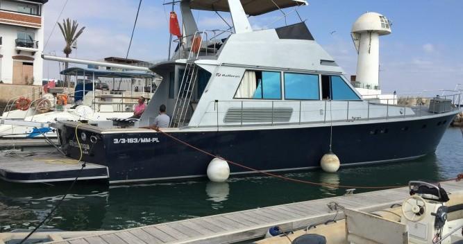Alquiler de Yate, con o sin patrón Yacht-Cs Agadir