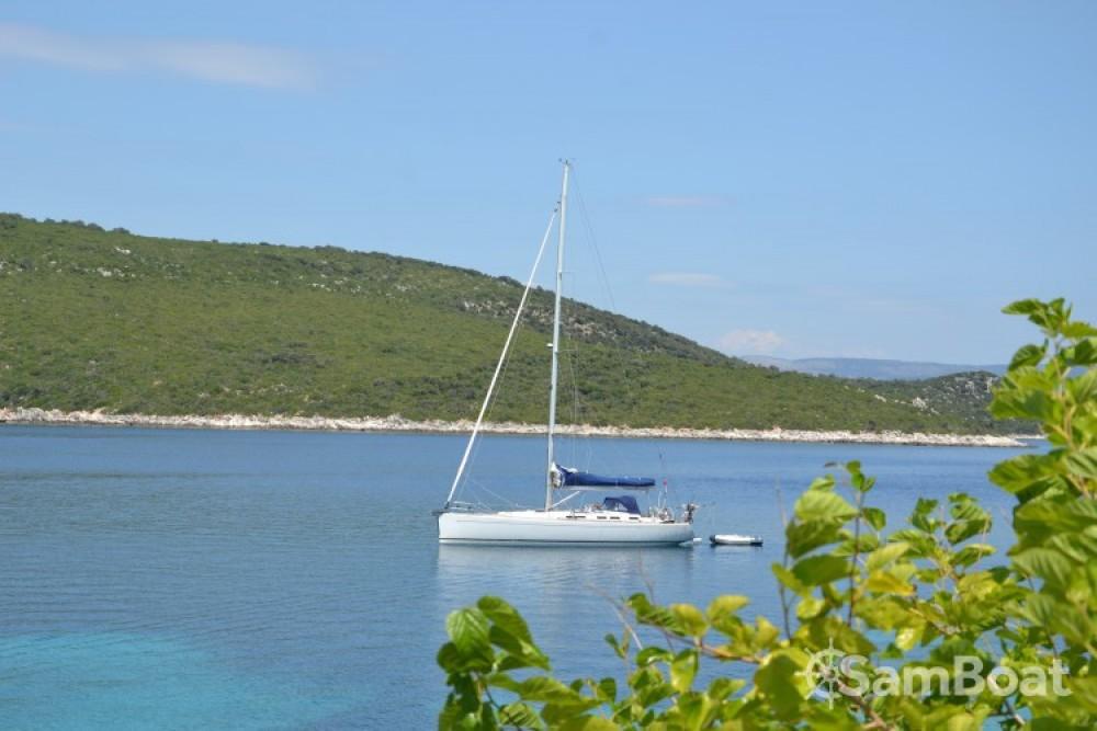 Alquiler de barcos Cantiere Del Pardo Grand Soleil 50 enCorfú en Samboat