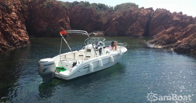 Alquiler de barcos Sessa Marine Key Largo 20 enSaint-Raphaël en Samboat