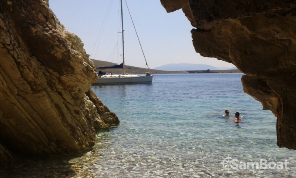 Alquiler de barcos Corfú barato de Grand Soleil 50