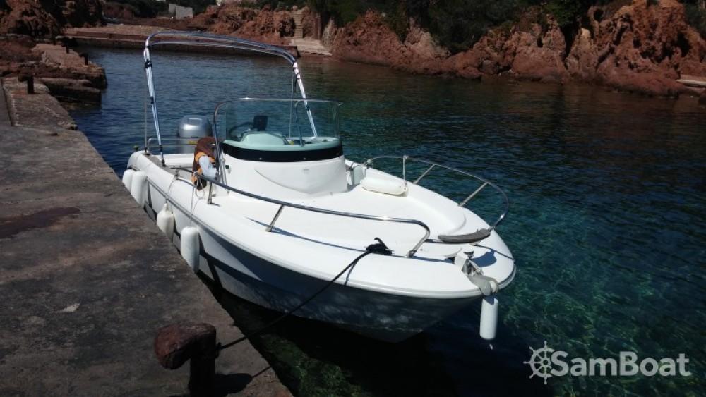Alquiler de yate Saint-Raphaël - Sessa Marine Key Largo 20 en SamBoat