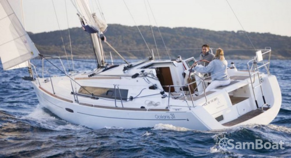Alquiler Velero en Arzon - Bénéteau Oceanis 31 Dl
