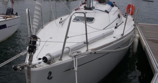 Bénéteau First 31.7 entre particulares y profesional Port du Crouesty