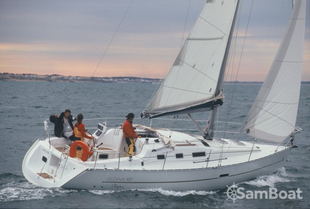 Alquiler de barcos Arzon barato de Oceanis 323 Clipper