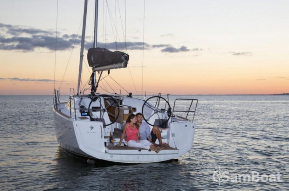 Jeanneau Sun Odyssey 349 entre particulares y profesional Arzon
