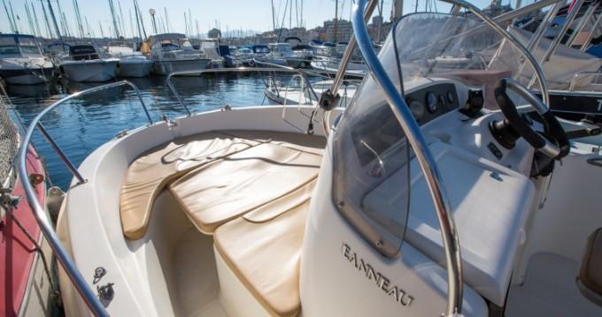 Alquiler Lancha en Vieux-Port de Marseille - Jeanneau Cap Camarat 545 WA