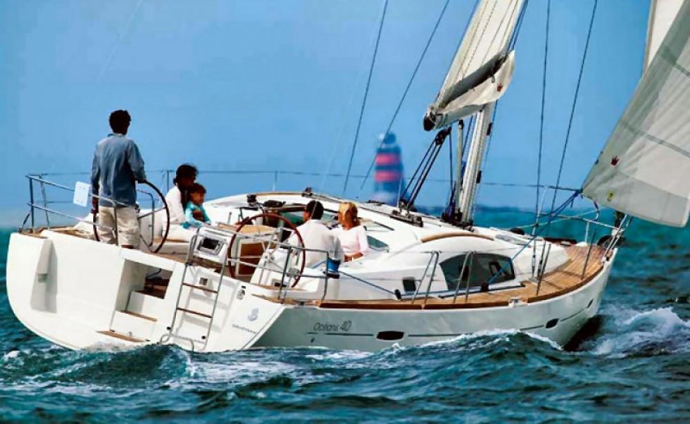 Alquiler de barcos VanDutch VanDutch 40 enArzon en Samboat