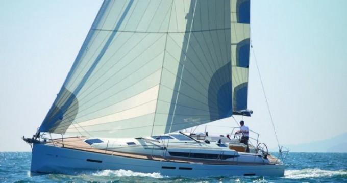 Jeanneau Sun Odyssey 449 Q entre particulares y profesional Port du Crouesty
