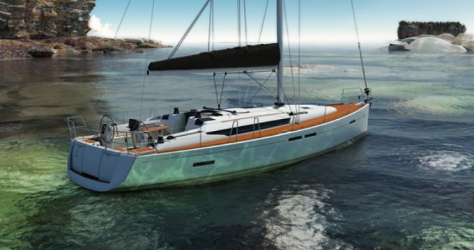 Alquiler de Jeanneau Sun Odyssey 439 Q en Port du Crouesty