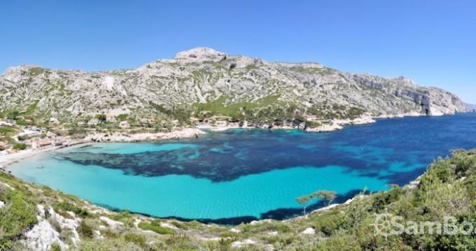 Alquiler de yate Marseille - Jeanneau Merry Fisher 530 en SamBoat