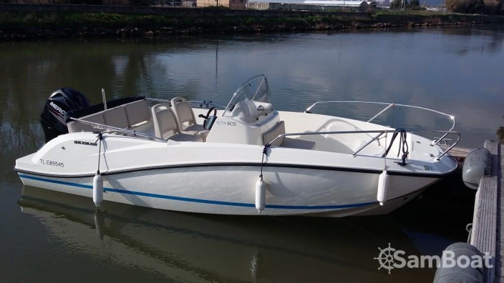 Alquiler de barcos Quicksilver Activ 605 Open enHyères en Samboat