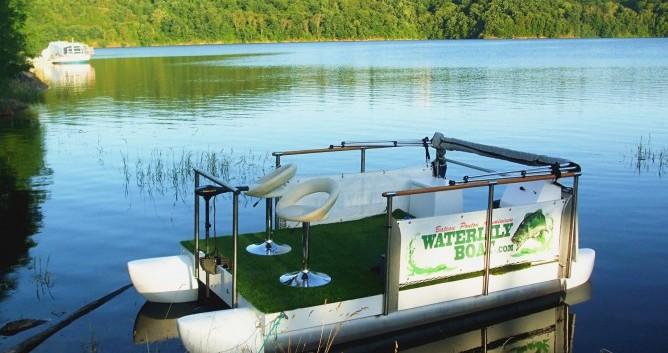 Waterlily-Boat Waterlily 3020 entre particulares y profesional Lacanau-Océan