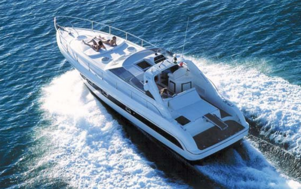 Alquiler de barcos Gianetti 45 Sport enNiza en Samboat