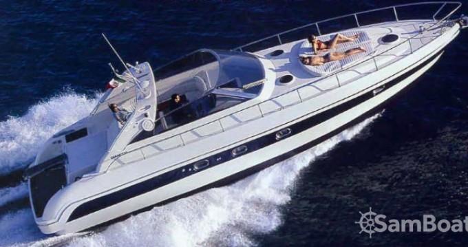 Alquiler Lancha en Nice - Gianetti 45 Sport
