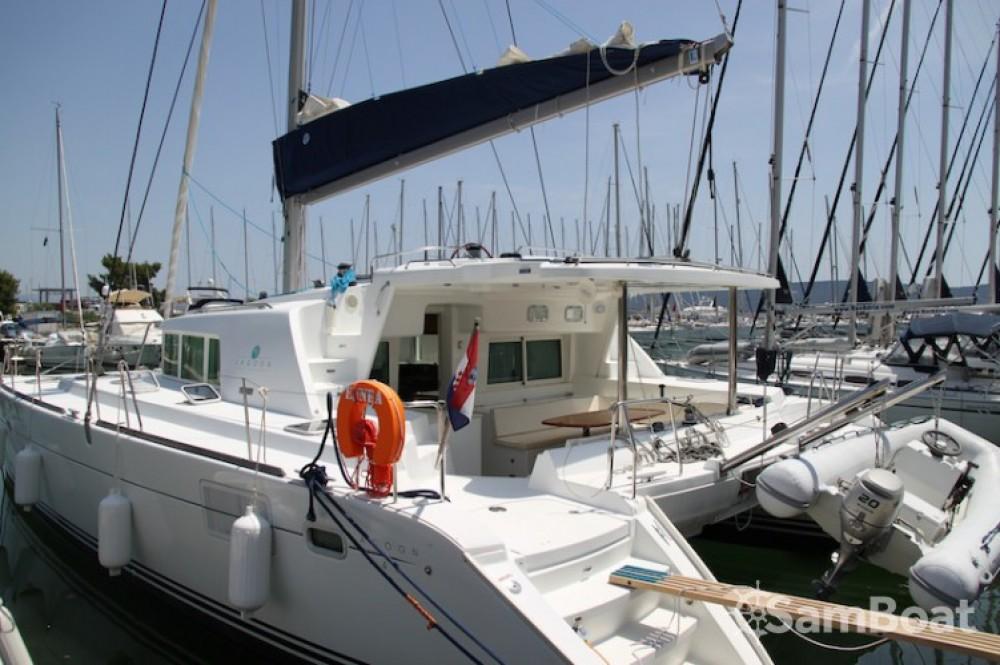 Alquiler Catamarán en Kaštel Gomilica - Lagoon Lagoon 440