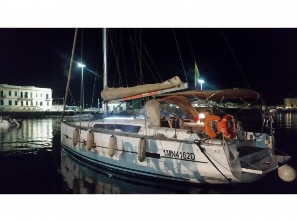 Dufour Dufour 410 Grand Large entre particulares y profesional Sicilia