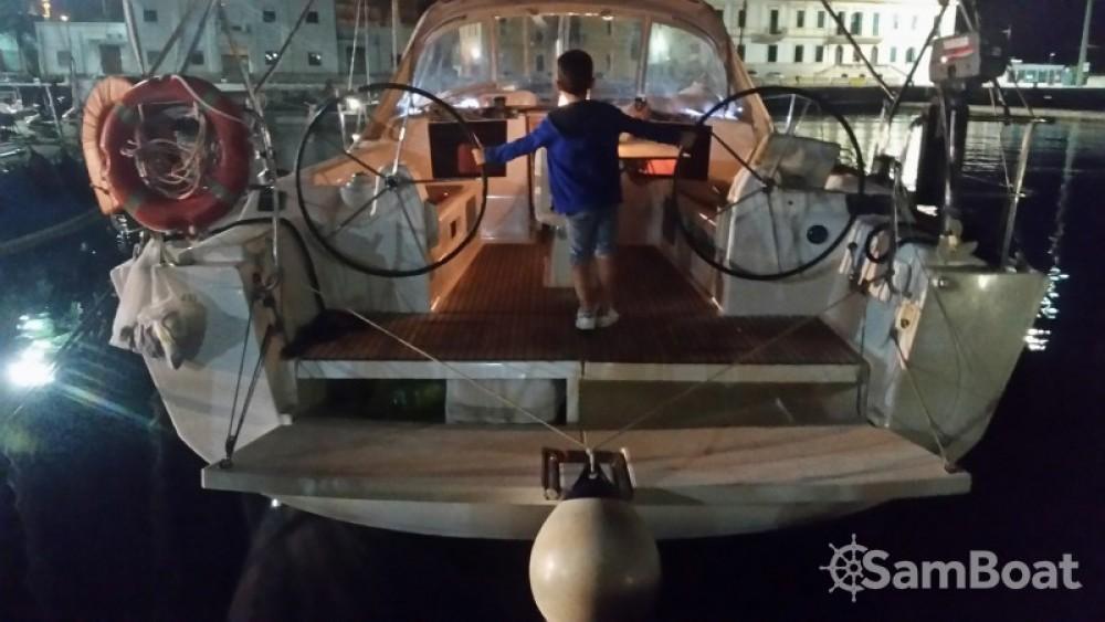 Alquiler de barcos Dufour Dufour 410 Grand Large enSicilia en Samboat