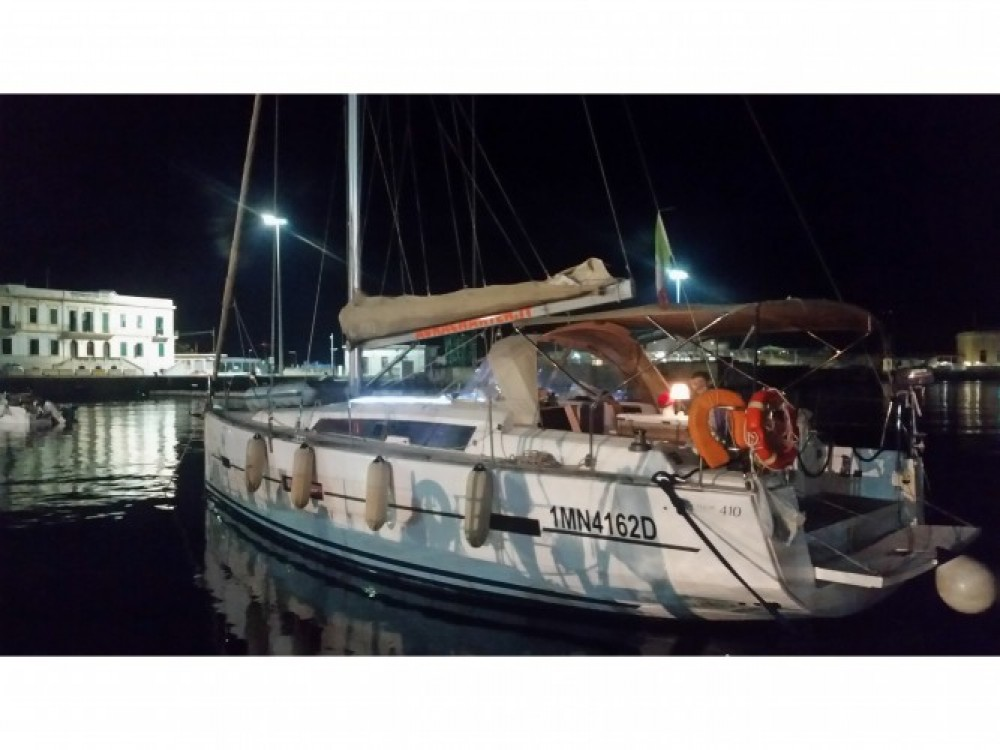 Alquiler de Dufour Dufour 410 Grand Large en Sicilia