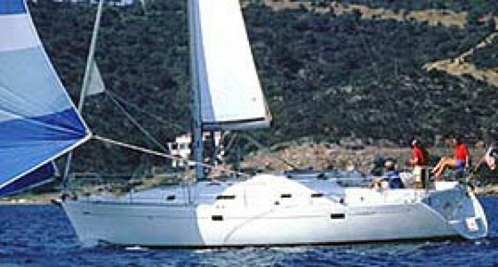 Alquiler de barcos Corfu barato de Oceanis 381