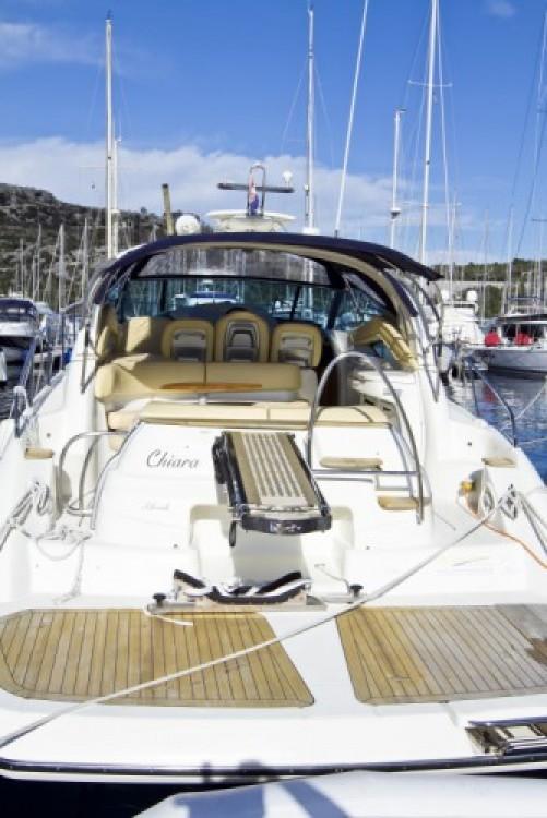 Alquiler Lancha Cranchi-43-Sport-Top con título de navegación