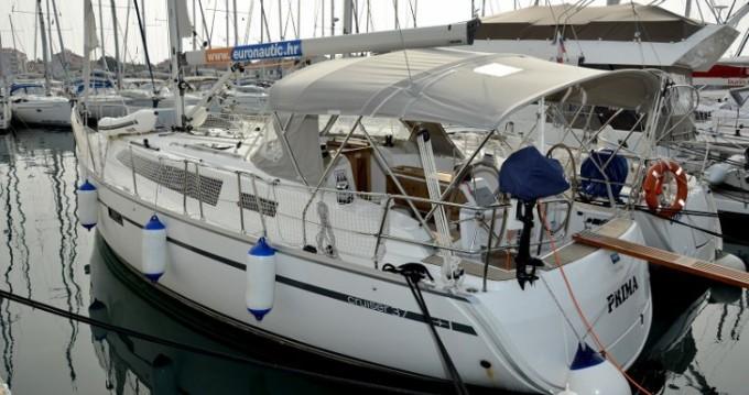 Alquiler Velero en Biograd na Moru - Bavaria Cruiser 37