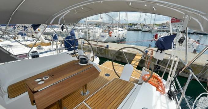 Alquiler de barcos Biograd na Moru barato de Cruiser 37