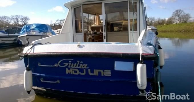 Alquiler de Bounty-Boats Buccaneer 27 S en Messac