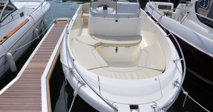 Alquiler de barcos Jeanneau Cap Camarat 635 enArcachon en Samboat