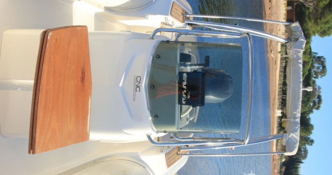 Alquiler de yate Agay - Capelli Tempest 626 en SamBoat