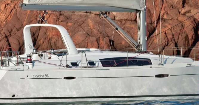 Alquiler de barcos Bénéteau Oceanis 50 Family enSant Antoni de Portmany en Samboat