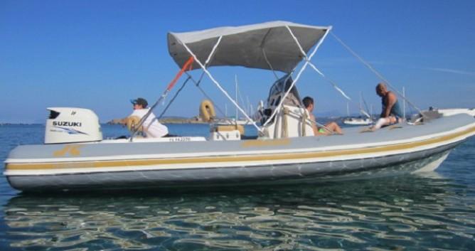 Joker Boat Clubman 23 entre particulares y profesional Hyères