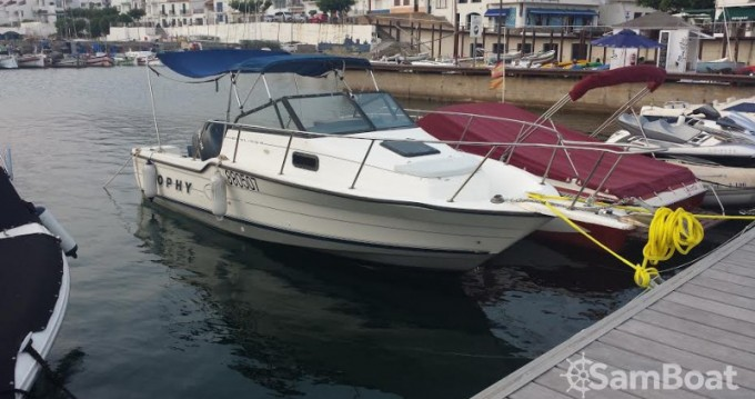 Bayliner Trophy 2302 WA entre particulares y profesional Roses
