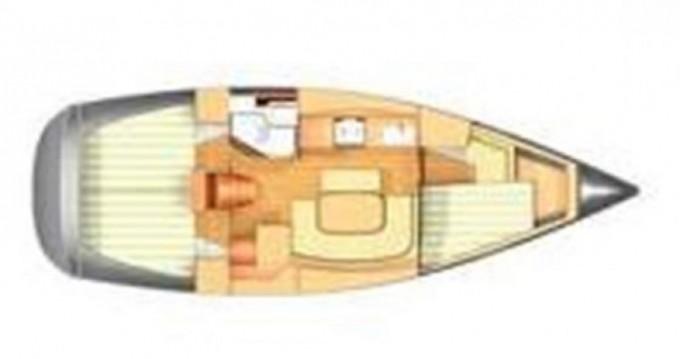 Alquiler de barcos Dufour Dufour 365 Grand Large enArzon en Samboat