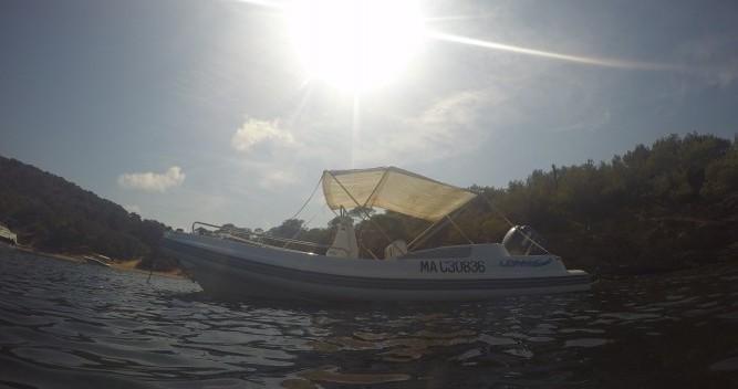 Alquiler de barcos Hyères barato de Lomac 670 IN