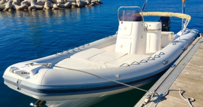 Alquiler de barcos Nuova Jolly 760 prestige enBormes-les-Mimosas en Samboat