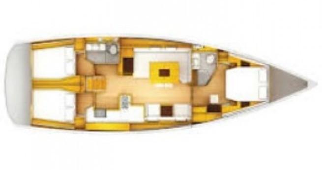 Alquiler de barcos Jeanneau 509 enRío de Janeiro en Samboat
