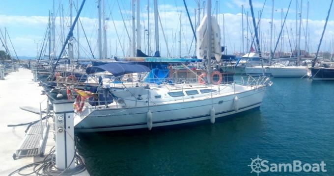 Alquiler de barcos Jeanneau Sun Oddissey enValencia en Samboat